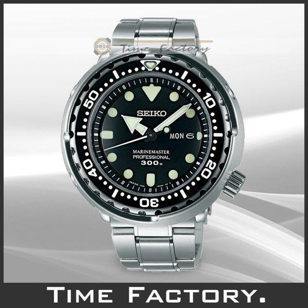【時間工廠】SEIKO PROSPEX 專業潛水錶 鮪魚罐頭 SBBN031