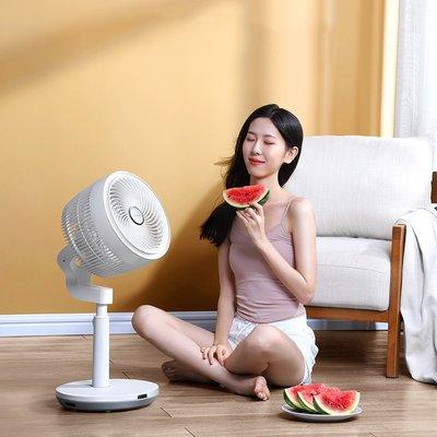 電扇日本amadana空氣循環扇家用電風扇 超靜音落地扇渦輪對流臺式立式