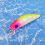 (訂單滿500超取免運費) 白帶魚休閒小鋪 ST-011-14 米諾 minnow 路亞 假餌 擬餌