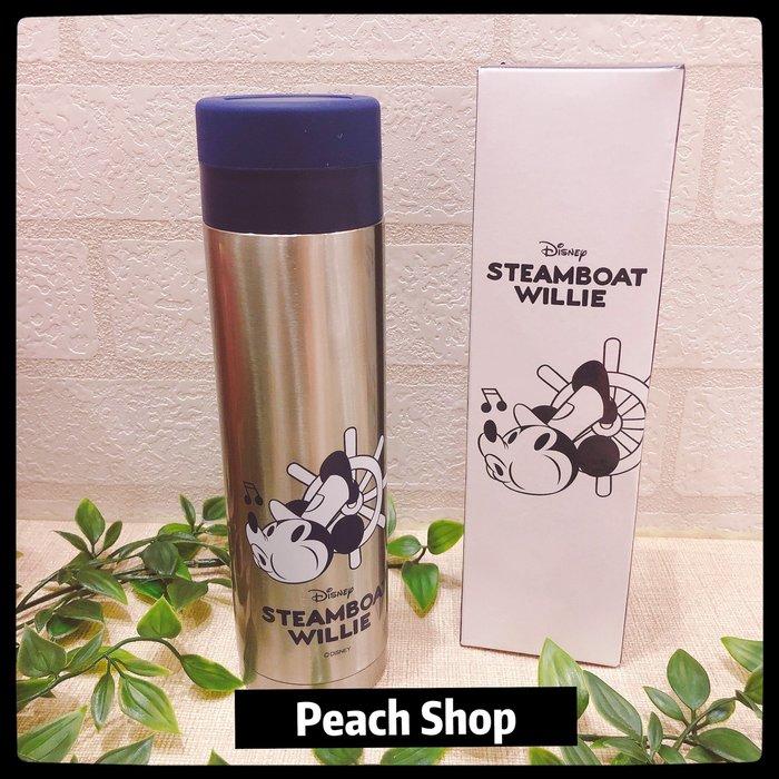 【桃子小舖 ♥ P.S 】米奇不鏽鋼保溫瓶 ✈日本迪士尼商店✈