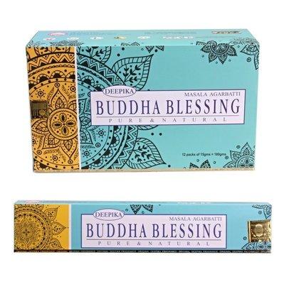 [晴天舖] 印度線香 DEEPIKA BUDDHA BLESSING 佛之祈福 銷售日本 新品精緻上市!