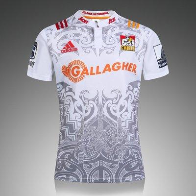 2019新款足球 上衣 短袖 男生款紐西蘭酋長橄欖球衣 SizeS-3XL