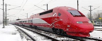 【專業模型】預定品 KATO 10-1658 Thalys(タリス) PBKA 新塗装 10両セット