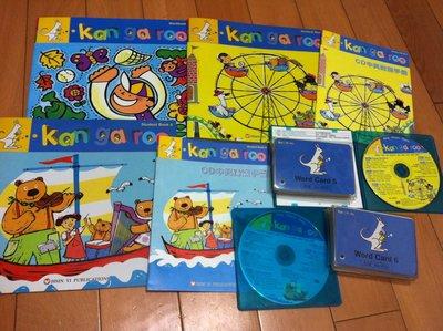 信誼 Magic Wand 魔法書 玩樂魔法ABC 魔法英文Kangaroo 5.6  (幼兒園大班.小袋鼠)CD.