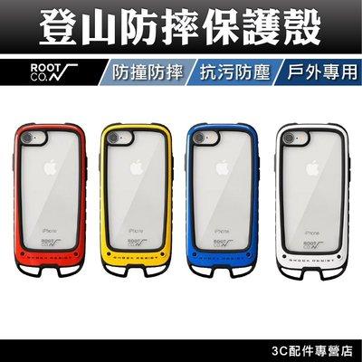 ROOT CO. GRAVITY Shock Resist Case + Hold 四角防護 緩衝減震 輕量手機保護殼
