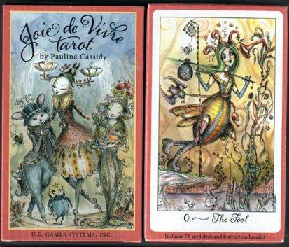 【牌的世界】生活之樂塔羅牌Joie de Vivre Tarot (78張全新)美