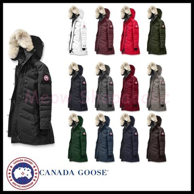 CANADA GOOSE Lorette 派克大衣 加拿大專業代購 正常標,黑標都有.官網全系列皆可代購
