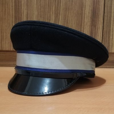 British Police Community Support Officer Uniform Peaked Cap 英國社區警員(PCSO) 制服大檐帽