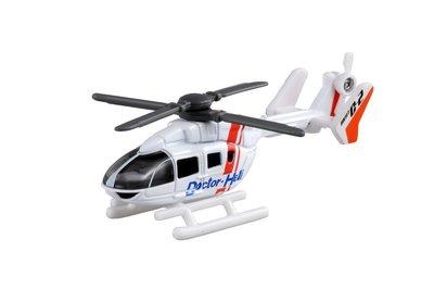 TOMICA_TM097-80113救護直升機 Doctor Hell日本TOMY多美小汽車 永和小人國玩具店