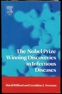 【語宸書店K12C/西文書】《The Nobel Prize Winning Discoveries in Infectious Diseases》David Rifkind