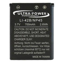 ULTRA POWER LI-42B / NP45數位相機副廠鋰電池 FOR OLYMPUS / FUJIFILM