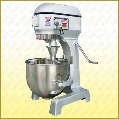 *上順餐飲設備* 賀冠1貫攪拌機HK-201(20公升)大小桶六配件