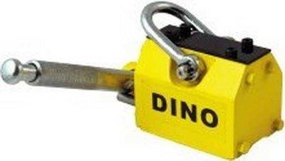 FUJEN系列:DINO 100KG磁性吸盤/吸盤/吊盤/開關式強力吸盤/磁鐵/鋼索/開關式永久磁性吊盤/強力吸盤