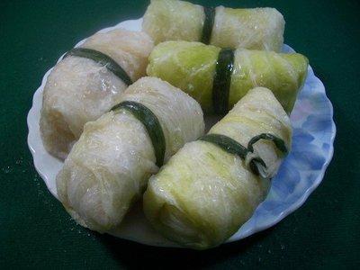 盧師傅協利火鍋料批發-關東煮專用--韭菜絲菜卷