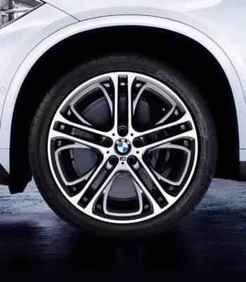 國豐動力 BMW PERFORMANCE E70 F15 F16 X5 X6 原廠21吋前後配鋁圈 單價