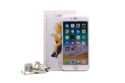【台南橙市3C】Apple iPhone 6S Plus 金 64G 64GB 二手 5.5吋 蘋果手機 #22163