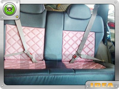 泰山美研社4500 MARCH 內裝皮椅客製訂做 天篷 門板訂製 FIT SWIFT 964 CAMRY GOLF5