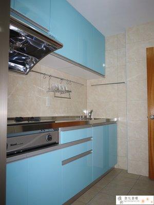 【雅格廚櫃】工廠直營~一字型廚櫃、流理台、廚具、結晶鋼烤、不鏽鋼檯面