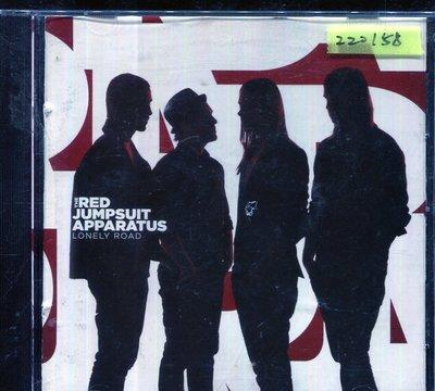 *還有唱片三館* THE RED JUMPSUIT APPARATUS / LONE 二手 ZZ0158 (封面底破)