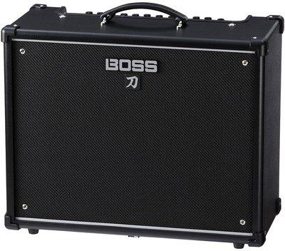 ♪♪學友樂器音響♪♪ BOSS KATANA 100 刀 電吉他音箱 KTN 100瓦 內建綜合效果器