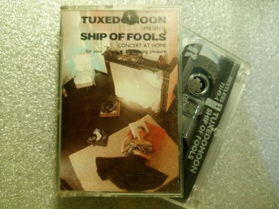來自洛杉磯 歐陸發跡華人入團實驗名團TUXEDOMOON 1986年Ship Of Fools 美國Restless卡帶
