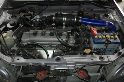 CS車宮車業 碳纖維 進氣系統 NISSAN MARCH MICRA 1.3 CB-204