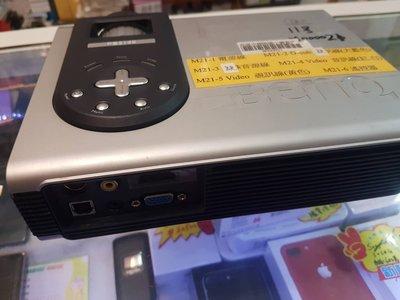 『皇家昌庫』BenQ 投影 二手中古投影機 便宜賣 功能正常 附電源線 遙控器