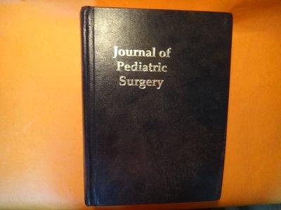 【愛悅二手書坊 O-01】Journal of Pediatric Surgery