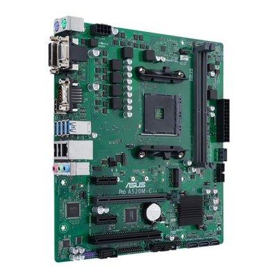 【ASUS華碩】PRO A520M-C/CSM 主機板 COM PORT+COM Head『高雄程傑電腦』