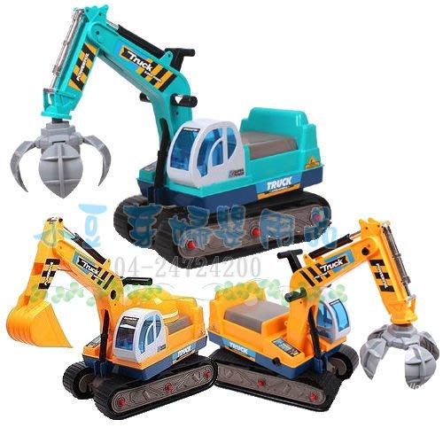 挖土機 助步車/學步車 §小豆芽§  助步車/學步車-騎乘玩具怪手系列-挖土機