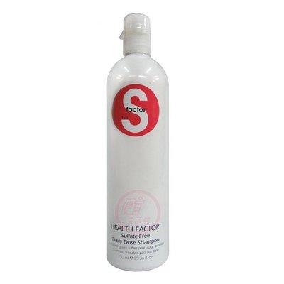 便宜生活館【洗髮精】提碁TIGI S-factor 健康元素洗髮精750ml 強化髮質與光澤專用 全新公司貨 (可超取)