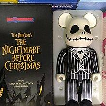 怪誕城之夜  The Nightmare Before Christmas  Jack Bearbrick400%
