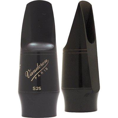 §唐川音樂§【Vandoren V5 Soprano Mouthpiece 薩克斯風 古典 爵士 高音 膠嘴】(法國製)