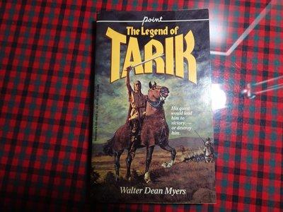 【鑽石城二手書A23】原文小說  The Legend of Tarik  Lowest Price