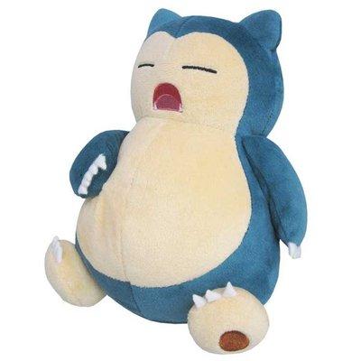 尼德斯Nydus 日本正版 POKEMON 精靈寶可夢 神奇寶貝 卡比獸 絨毛玩偶 娃娃 約19cm