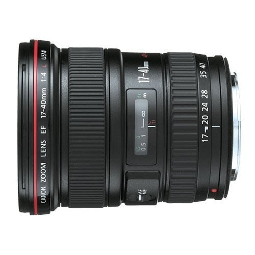 CANON EF 17-40mm F/4L USM • 17-40mm f4 L USM 〔彩虹公司貨〕