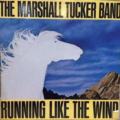 §小宋唱片§ 美版/ The Marshall Tucker Band – Running Like/二手西洋黑膠