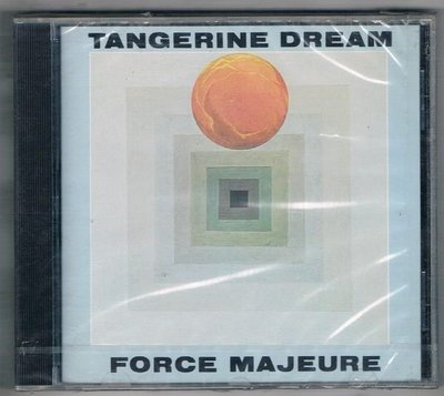 [鑫隆音樂]西洋CD-TANGERLEN DREAM / FORCE MAJEURE {CDV2111}/全新