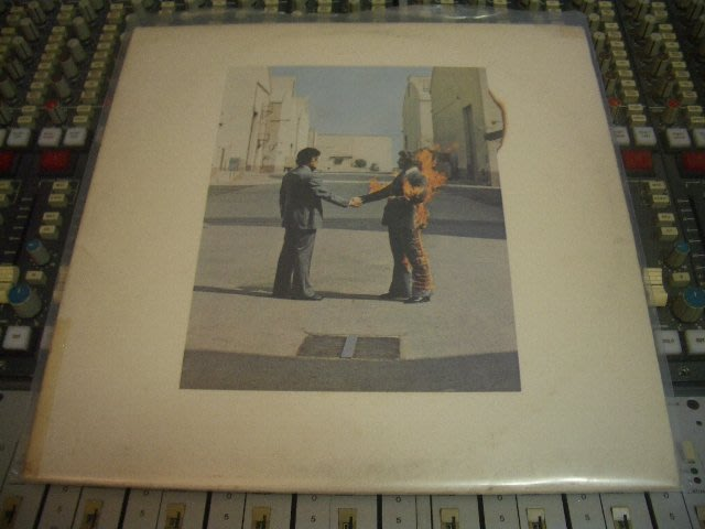 PINK FLOYD / WISH YOU WERE HERE黑膠唱片(LED ZEPPELIN.U2.QUEEN)
