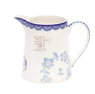GreenGate Jug Fay White  - 0.5 L for 5香乖乖