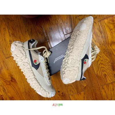 "Nike Overbreak""Overcast"" 刺繡玫瑰 米白 休閒鞋  DD1789-200現貨"