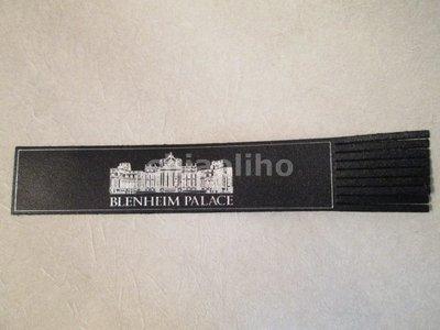 英國 BLENHEIM PALACE 布倫亨宮 皮質書籤