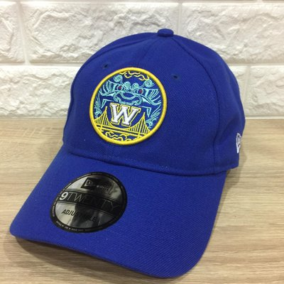 [今天不洗頭?]New Era Golden State Warriors 金州勇士 棒球帽 royal blue