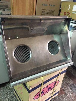 最信用的網拍~高上{二手}直式排油煙機/超大排油煙機/給專業清潔洗過