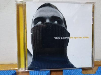 二手CD~ 羅比威廉斯(1999進軍美國精選the ego has landed)保存良好近全新,已絕版