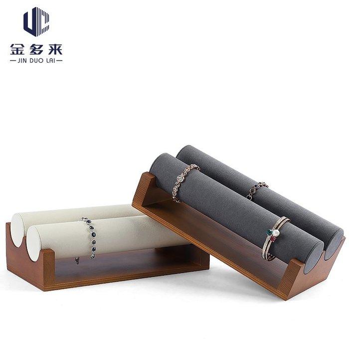Lissom韓國代購~金多來手鐲展示架手鍊手表手串髮圈頭繩掛架首飾托座飾品珠寶道具