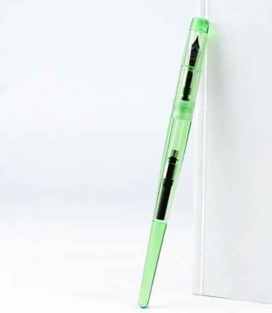 ☆艾力客生活工坊☆N-073 中國鋼筆論壇Penbbs 267 旋轉吸墨 鋼筆 藝術鋼筆(0.5F)15色-莫吉托