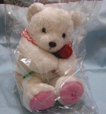 全新 王品玫瑰熊(泰迪森林全球獨家限量款)全球限量5隻