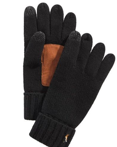 Polo Ralph Lauren Mens Cold Weather Touch Glove