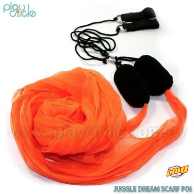 PLAY DREAM SCARF POI (絲巾)